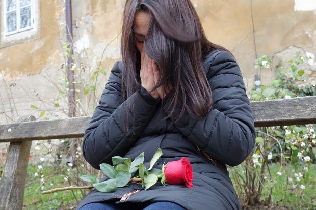 szerelmi csalódás