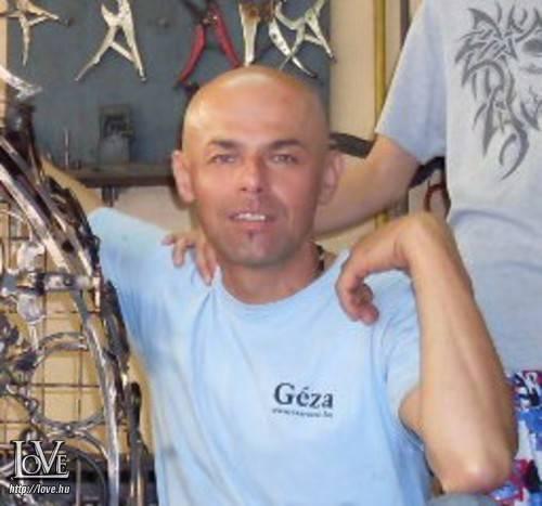 Vasrózsás Géza társkereső