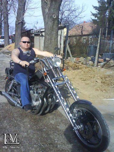Chopper Man társkereső