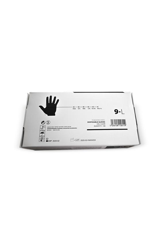 Portwest A900 vinyl kesztyű - 100 db - Vinyl kesztyű - 100 db - M