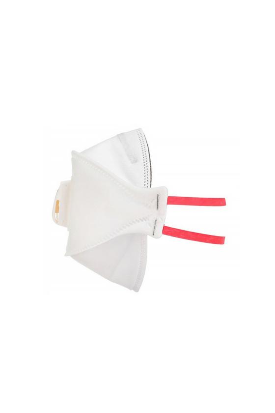 3M 9332+ FFP3 légzésvédő maszk - szelepes - Arcmaszk - 5 db - Fehér