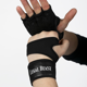 Legal Beast Men sports gloves - Phantom black - S
