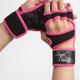 Női sportkesztyű - Neon rózsaszín - S