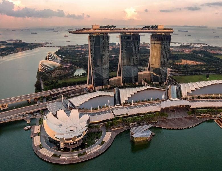 Singapore property investment sales down 45% in H1: Cushman & Wakefield