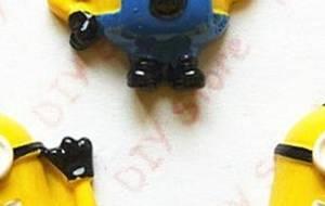 Minions Fridge Magnet