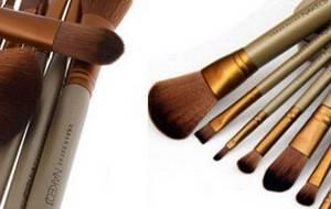 12 pcs Beauty Makeup Brushes