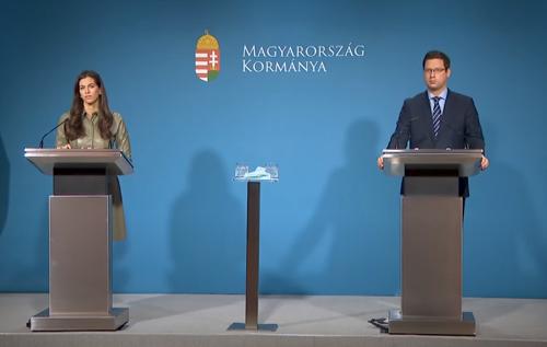 Kormányinfó (2020. november 19.) - Videó