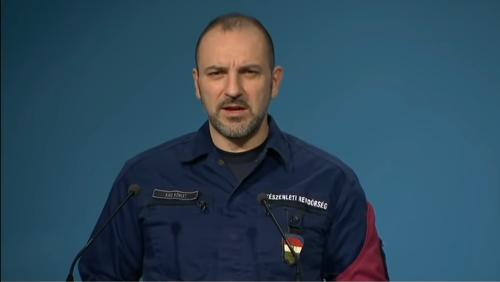 Az Operatív Törzs sajtótájékoztatója - 01. 18.