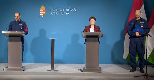 Az Operatív Törzs sajtótájékoztatója (2020. november 18.) - Videó
