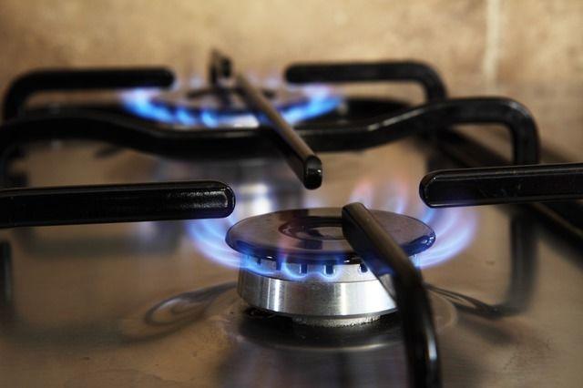A konyhában nemcsak a tűz, hanem a földgáz miatt is kialakulhat tűzeset