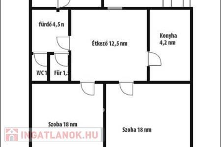 Eladó  ház Nemti, 5.490.000 Ft, 160 négyzetméter