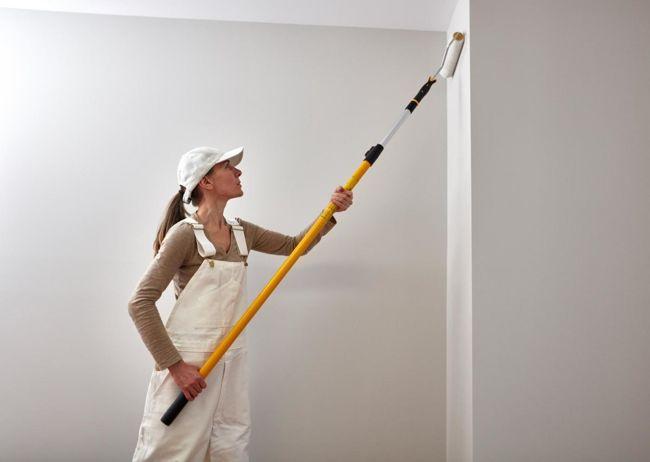 A fal színe nagyban befolyásolja a szoba hangulatát