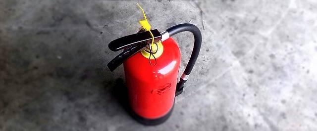 Akár otthonra is beszerezhet tűzoltókészüléket