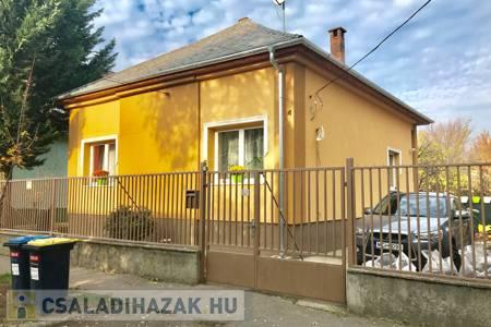 Eladó  családi ház Budapest XV. ker, 55.000.000 Ft, 80 négyzetméter