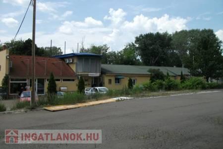 Eladó  ipari ingatlan Miskolc, 95.450.000 Ft+ÁFA, 1.860 négyzetméter