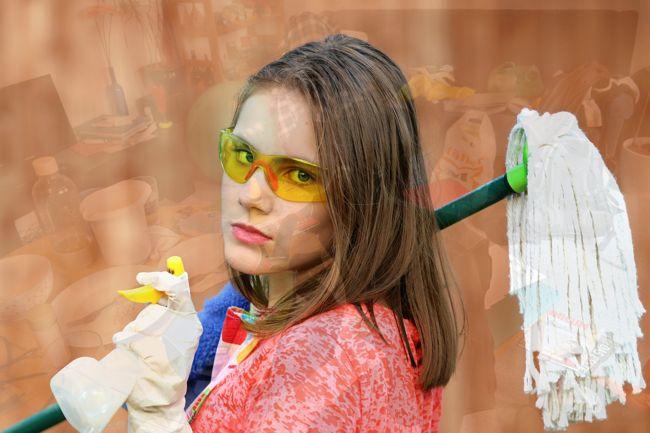 Ha van rá lehetőség, családdal vagy barátokkal takarítsunk - így kevesebb munka jut egy emberre