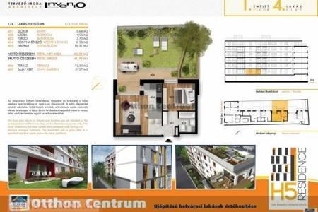 Eladó  lakás Budapest VIII. ker, 39.900.000 Ft, 40 négyzetméter