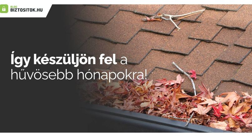 Itt van az ősz, itt van újra: így készüljön fel a hűvösebb hónapokra!