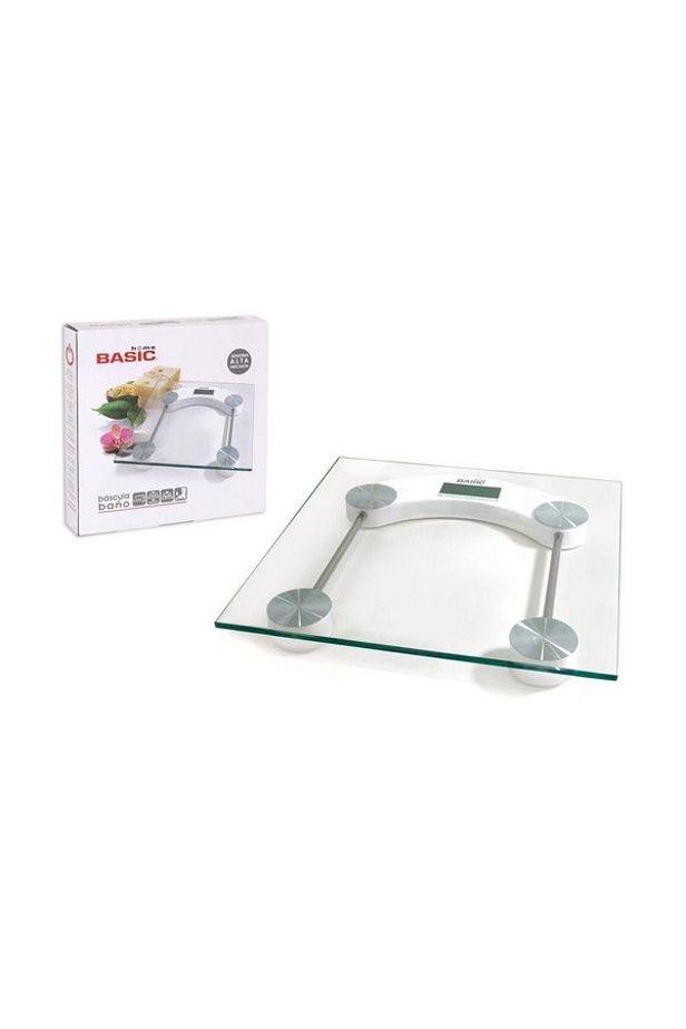 Digitális Fürdőszoba Mérleg Basic Home Kristály (150 K)