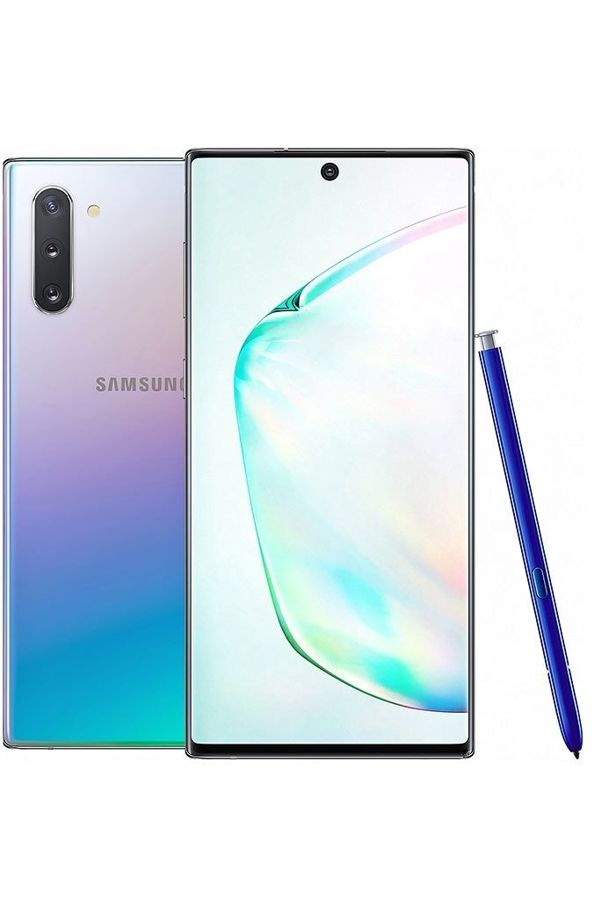 Samsung GALAXY NOTE 10 DS (256GB), AURA SILVER